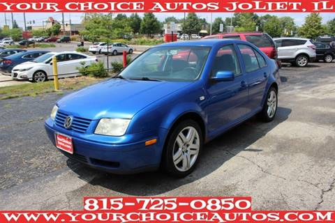 2001 Volkswagen Jetta for sale in Joliet, IL