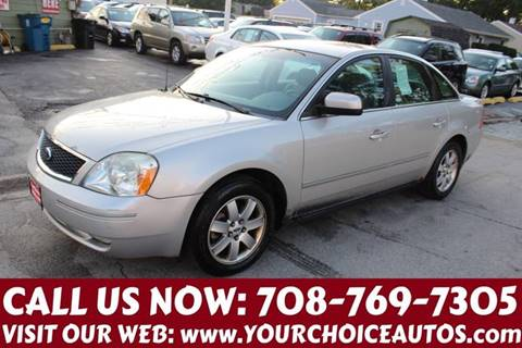 2006 Ford Five Hundred for sale in Posen, IL