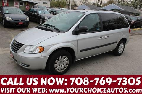 2006 Chrysler Town and Country for sale in Posen, IL