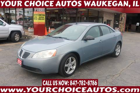 2009 Pontiac G6 for sale in Waukegan, IL