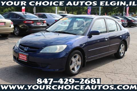 2005 Honda Civic for sale at Your Choice Autos - Elgin in Elgin IL