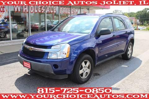 2006 Chevrolet Equinox for sale in Joliet, IL