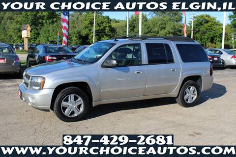 2006 Chevrolet TrailBlazer EXT for sale at Your Choice Autos - Elgin in Elgin IL