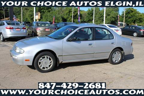 1997 Nissan Altima for sale at Your Choice Autos - Elgin in Elgin IL