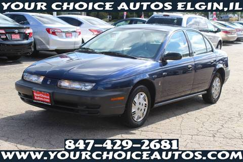 1999 Saturn S-Series for sale in Elgin, IL