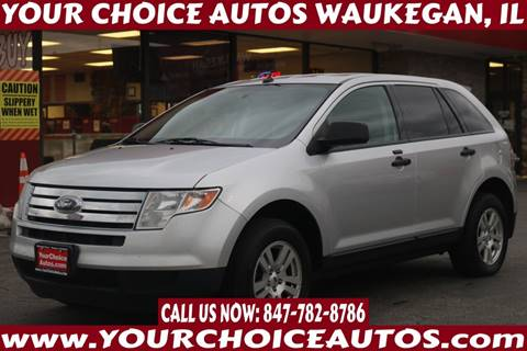 2010 Ford Edge for sale at Your Choice Autos - Waukegan in Waukegan IL