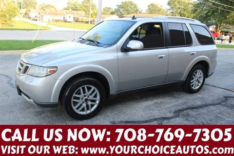 2008 Saab 9-7X for sale in Posen, IL