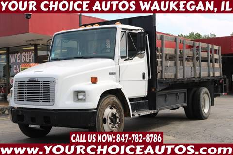 2000 Freightliner FL60 for sale at Your Choice Autos - Waukegan in Waukegan IL