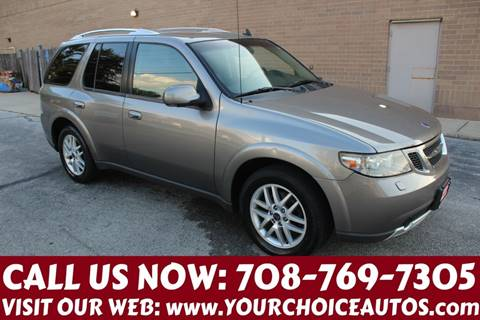2006 Saab 9-7X for sale in Posen, IL