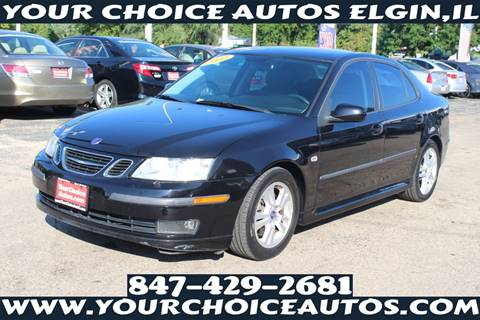 2007 Saab 9-3 for sale in Elgin, IL