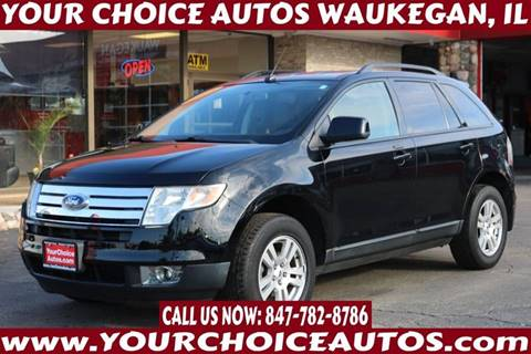 2008 Ford Edge for sale at Your Choice Autos - Waukegan in Waukegan IL