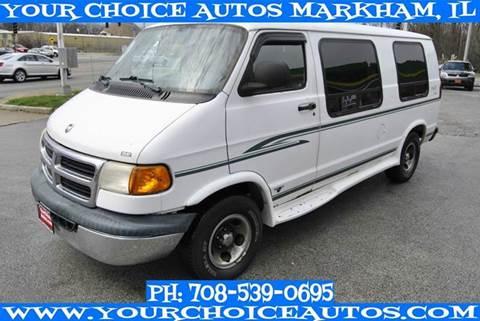 1998 Dodge Ram Van for sale in Markham, IL