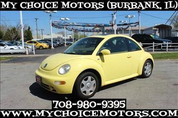 2001 Volkswagen New Beetle for sale in Burbank, IL