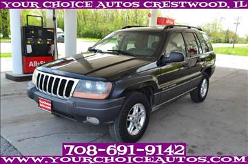 2002 Jeep Grand Cherokee for sale in Crestwood, IL