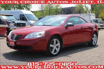 2007 Pontiac G6 for sale in Joliet, IL