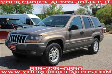 2002 Jeep Grand Cherokee for sale in Joliet, IL