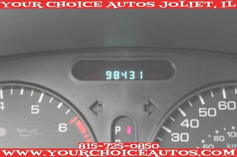 1998 Oldsmobile Intrigue GL 4dr Sedan - Joliet IL
