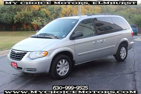 2005 Chrysler Town and Country for sale in Elmhurst, IL