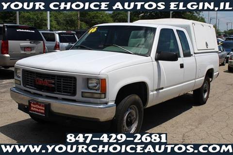 1996 GMC Sierra 1500 for sale in Elgin, IL