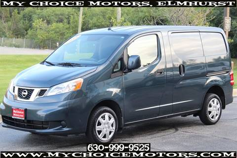 2015 Nissan NV200 for sale in Elmhurst, IL