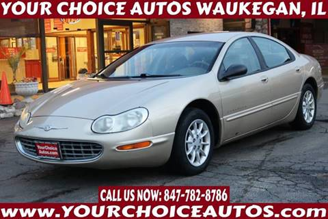 1999 Chrysler Concorde for sale at Your Choice Autos - Waukegan in Waukegan IL