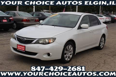 2009 Subaru Impreza for sale in Elgin, IL