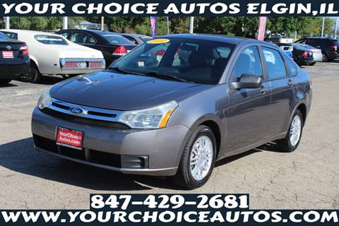 2011 Ford Focus for sale in Elgin, IL