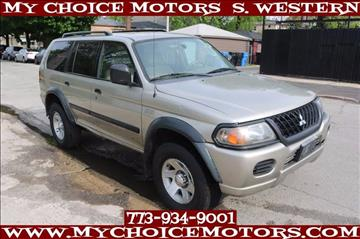 2002 Mitsubishi Montero Sport for sale in Chicago, IL