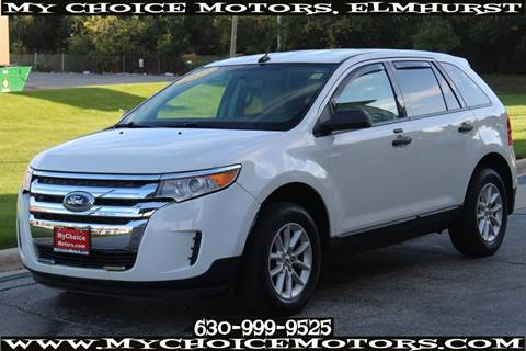 2013 Ford Edge SE for sale at Your Choice Autos - My Choice Motors in Elmhurst IL