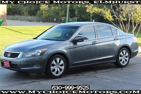 2010 Honda Accord EX-L for sale at Your Choice Autos - My Choice Motors in Elmhurst IL