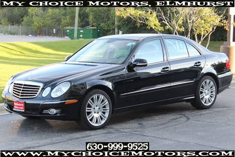 2007 Mercedes-Benz E-Class E 350 4MATIC for sale at Your Choice Autos - My Choice Motors in Elmhurst IL