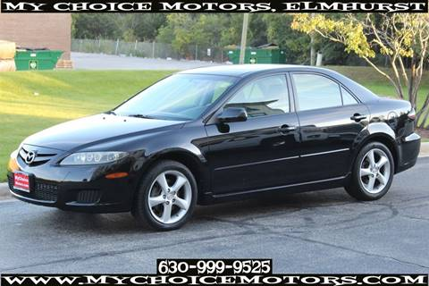 2008 Mazda MAZDA6 i Sport Value Edition for sale at Your Choice Autos - My Choice Motors in Elmhurst IL