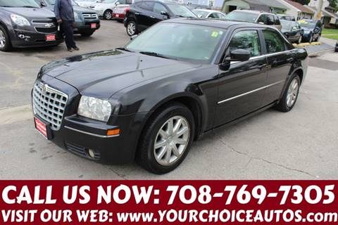 2009 Chrysler 300 Touring for sale at Your Choice Autos in Posen IL