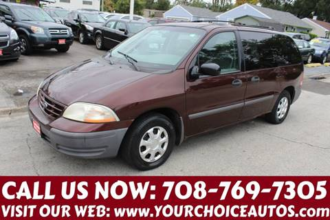 1999 Ford Windstar LX for sale at Your Choice Autos in Posen IL