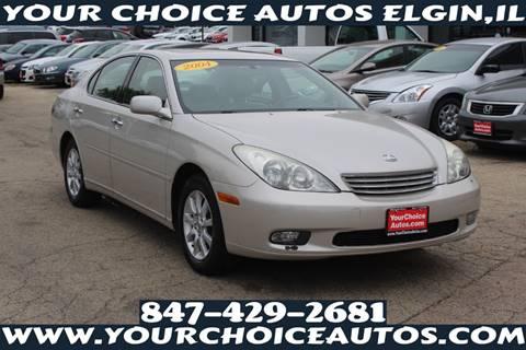 2004 Lexus ES 330 for sale in Elgin, IL