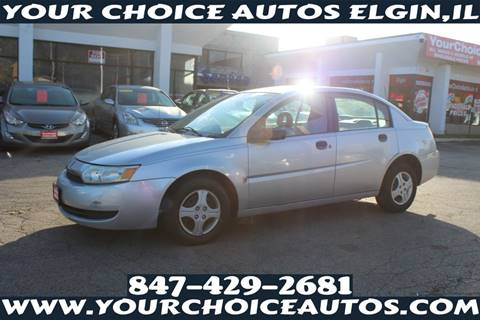 2004 Saturn Ion for sale in Elgin, IL
