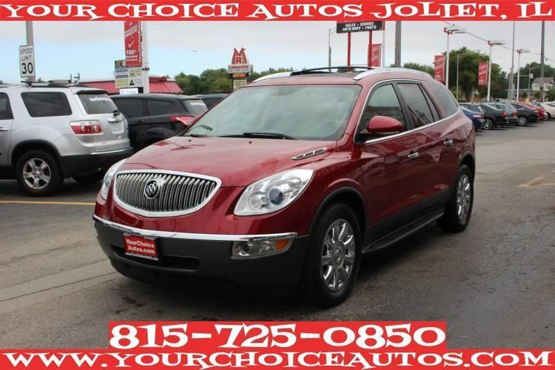 2012 Buick Enclave for sale at Your Choice Autos - Joliet in Joliet IL