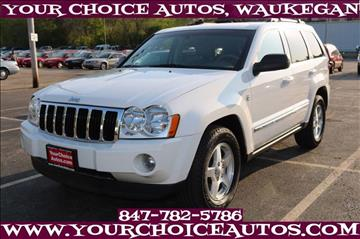2006 Jeep Grand Cherokee for sale in Waukegan, IL