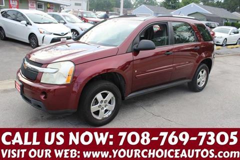2007 Chevrolet Equinox for sale in Posen, IL