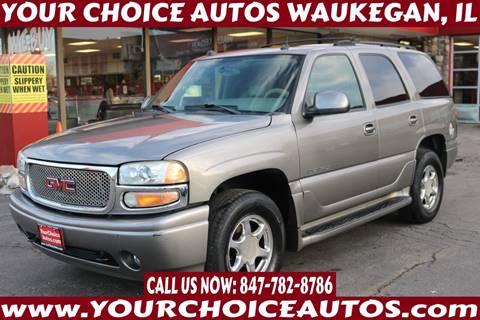 2005 GMC Yukon for sale in Waukegan, IL