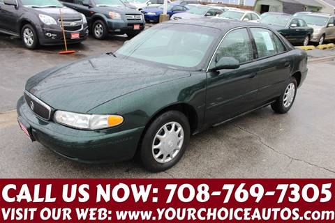 2004 Buick Century for sale in Posen, IL