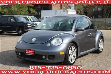 2003 Volkswagen New Beetle for sale in Joliet, IL