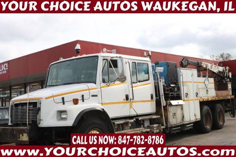 2004 Freightliner FL80 for sale at Your Choice Autos - Waukegan in Waukegan IL