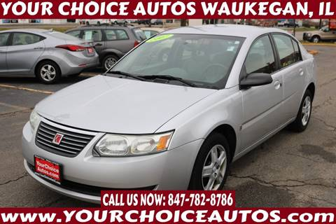 2007 Saturn Ion for sale in Waukegan, IL