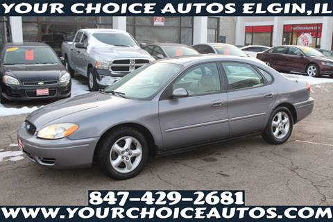 2007 Ford Taurus for sale in Elgin, IL