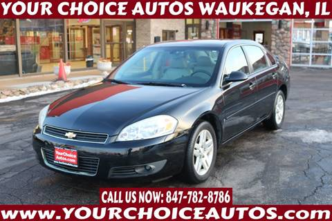 2006 Chevrolet Impala for sale in Waukegan, IL
