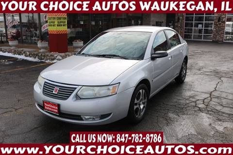 2005 Saturn Ion for sale in Waukegan, IL