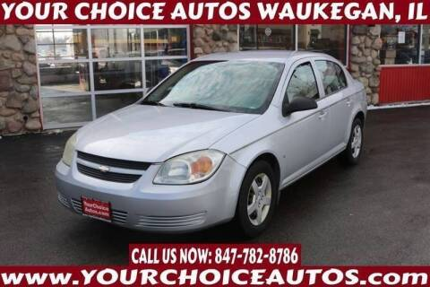2006 Chevrolet Cobalt for sale at Your Choice Autos - Waukegan in Waukegan IL