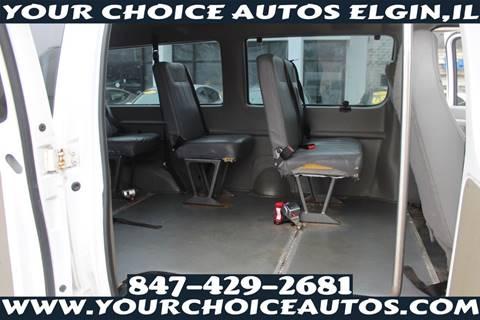 2008 Ford E-Series Cargo
