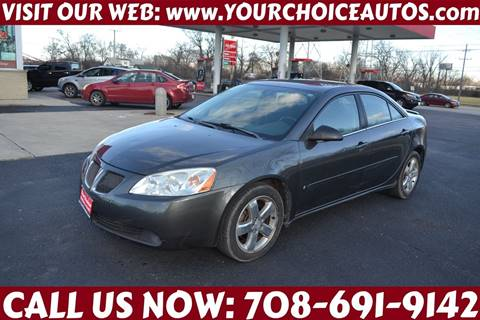2006 Pontiac G6 for sale in Crestwood, IL